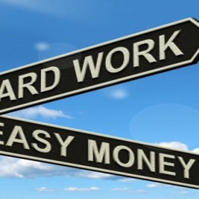 יחס ישיר בין עבודה קשה להכנסה גבוה, האומנם ?