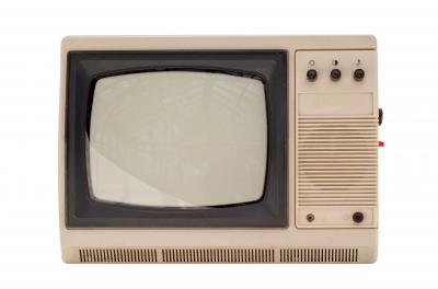 Old Small Tv Set by Supertrooper http://www.freedigitalphotos.net/